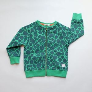 Kids Zipper Sweatshirt