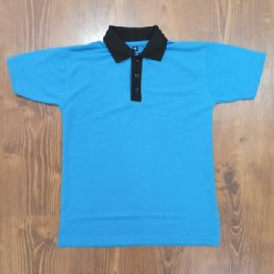 Mens Poly Cotton T-shirt