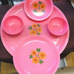 Polypropylene Dinner Plates