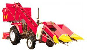 Maize Harvester