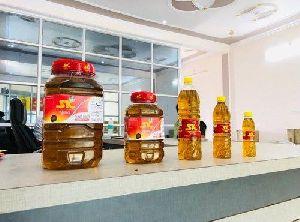 Organic Kachi Ghani Mustard Oil