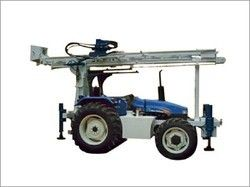 100meters depth Tractor mounted Core Drilling Rig