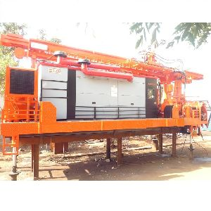 300m Depth Skid Mounted Water Well Drilling Rig for Sale