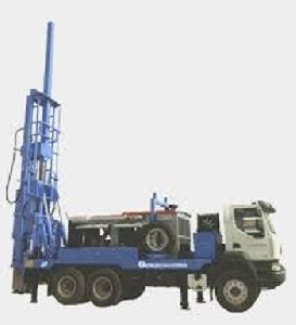 50m Truck mounted piling rig used for construction