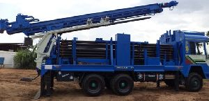 Auto Rod Loader Water Well Drilling Rig for sale