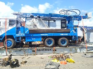 High capable hydraulic drilling rig machine for sale