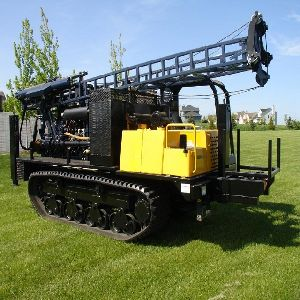High performance Diamond Core drilling rig
