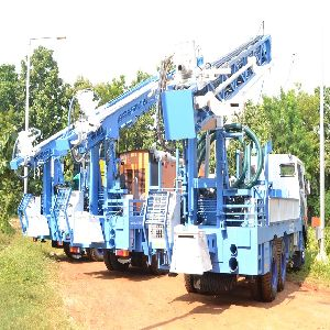 highly capable hydraulic drilling rig machine