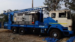 hot sale high efficiency truck mounted borewell drilling machine for sale