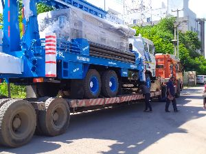 Hydraulic Truck Mounted Water Well Drilling Rig/ Machine