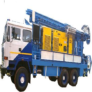 PDTHR-450 Truck Mounted DTH Cum Rotary Drilling Rig