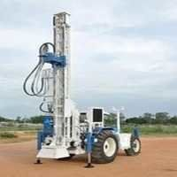 PRL 150meters water well drill rig mounted on a tractor