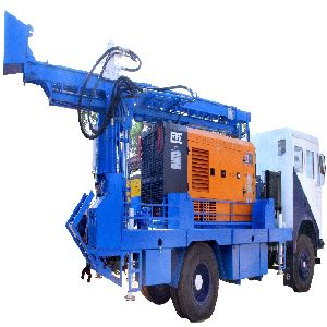 Truck Mounted Portable Hydraulic Water Well Rotary Cum DTH Drilling Rig for Sale
