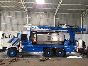 Truck Mounted Rock Drilling Rig PDTHR-1000feets