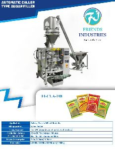 Automatic Collar Type Auger machine