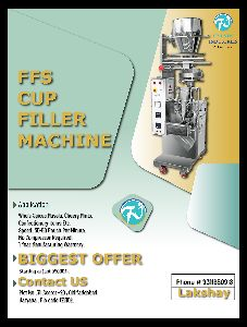 Free flow Packing Machine