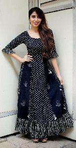 Stylish Designer Long Gown