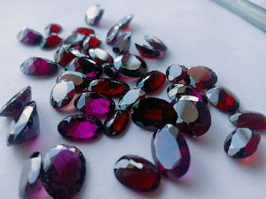 Natural Garnet Gemstone