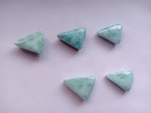 Natural Larimar Gemstone