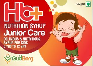 GudBerg  Junior Care Nutrition Syrup