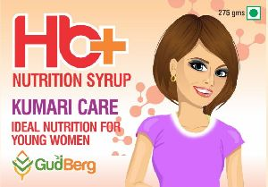 Hb+ Kumari Care Nutrition Syrup