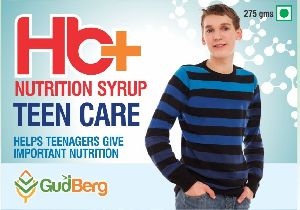 GudBerg Teen Care Nutrition Syrup