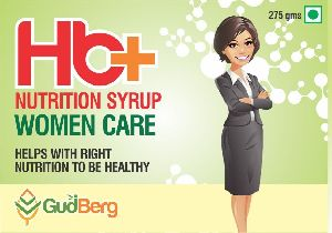 GudBerg Women Care Nutrition Syrup