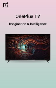 OnePlus Y Series 108 cm (43-inch) Full HD LED Smart Android TV 43Y1