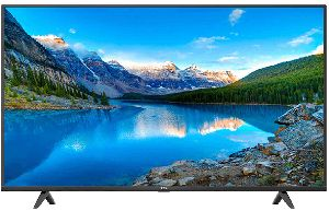 TCL 107.9 cm (43-inch) 4K Ultra HD Smart Certified Android LED TV 43P615