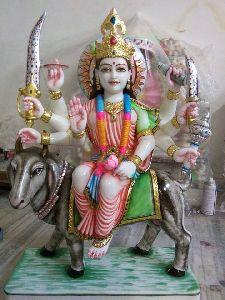 Marble Bakri Chadi Statue