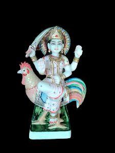 Marble Murga Chadi Statue
