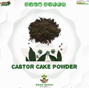 Castor Cake Powder