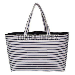 Canvas Tote Bag with Canvas Handle
