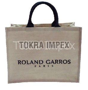 Customized Logo Printed Juco Promotional Bag