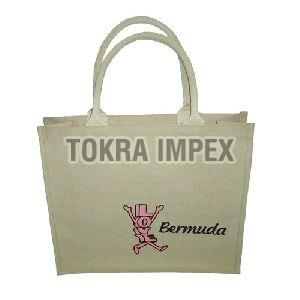 Juco Promotional Tote Bag with Padded Rope Handle