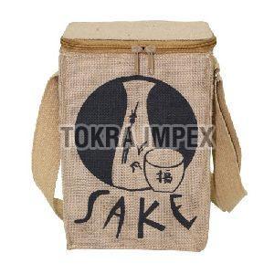 PP Laminated Jute Cooler Bags