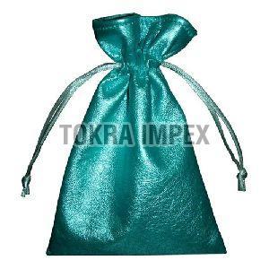 PU Leather Gift Bag