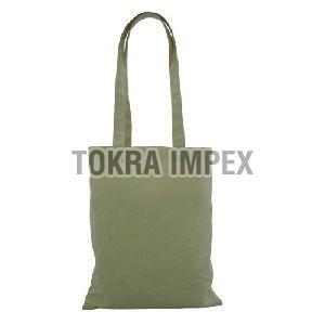 Self Handle Canvas Tote Bag