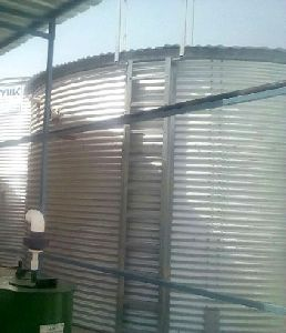 STP Water Storage Tank