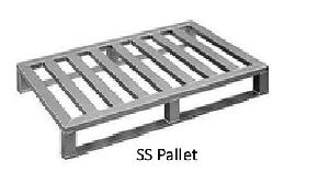 Stainless Steel 2 Way Pallet