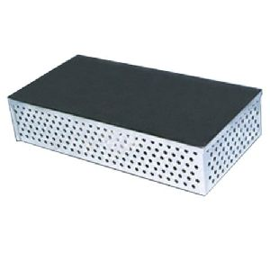 Stainless Steel Ampoule Box