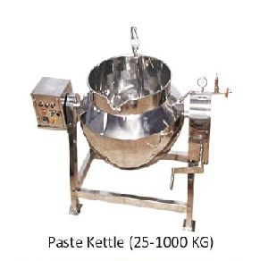 Stainless Steel Paste Kettle