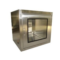 Stainless Steel Static Pass Box