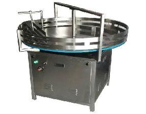 Stainless Steel Turntable Machine