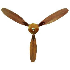Super X1 Treeze Light Teak Ceiling Fan