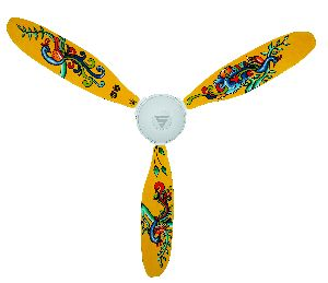 Super X1 Unyc Mural Ceiling Fan