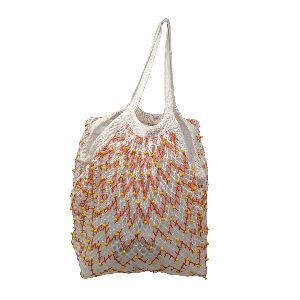 Recycled Wholesale Custom Color Printing Cotton String Bag
