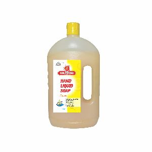 1 Ltr. Lemon Hand Liquid Soap