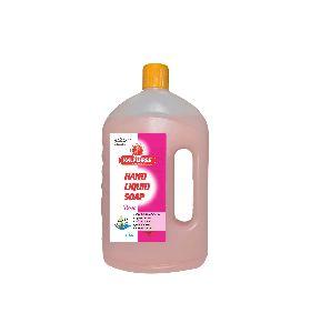 1 Ltr. Rose Hand Liquid Soap