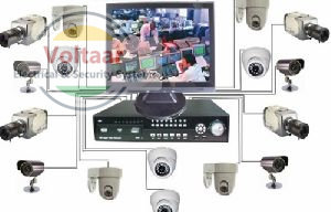Closed Circuit Television (CCTV) System AMC Services